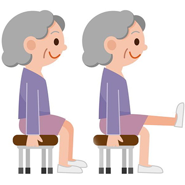 Armchair Exercises Older Adults Seated Exercises For Older