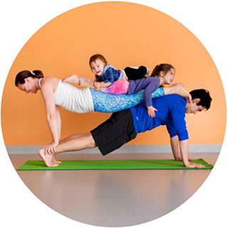 Family Yoga Leicester