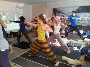 Yoga Leicester