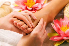Foot Massage yoga Leicester