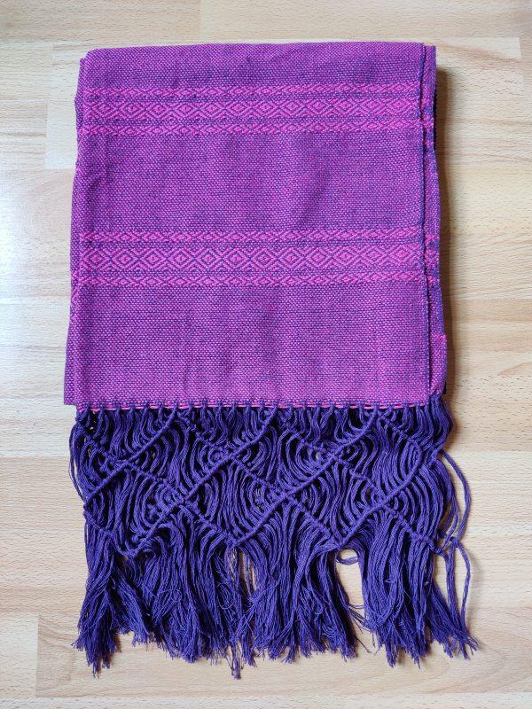 close weave rebozo
